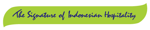 The Signature of Indonesian Hospitality